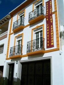 Casa Museo Expo-Sala Juquetes Antiguos